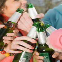 Рейтинг потребления алкогольных напитков