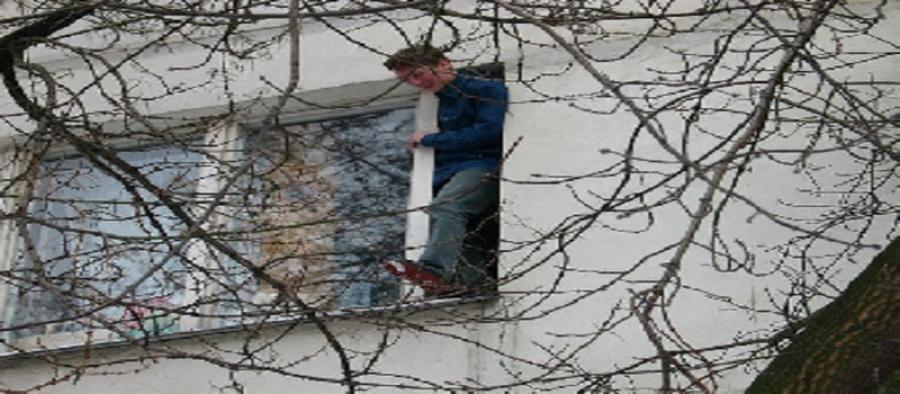 Волгоградский алкоголик выпрыгнул из окна реабилитационного центра