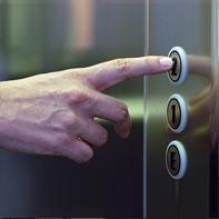 Случай в лифте.