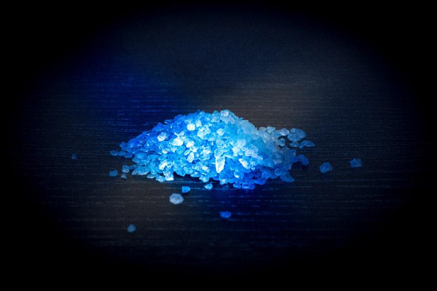 Признаки и симптомы солевого наркомана