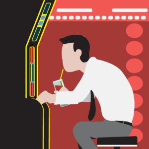 Одержимость игровыми автоматами
