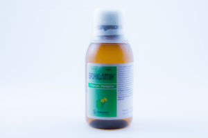 Бронхолитин - медицинское средство, содержащее эфедрин